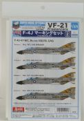 SWS 4804-D02 F-4J Marking Set 2 - VF-21 Freelancers